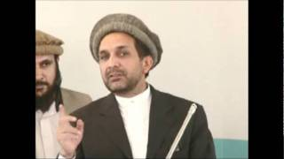 Part .2 Ahmad Zia Massoud Speaking on ISI, Karzai, The Taliban, and Rabbani