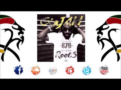 """Ginjah - Troubles Away (Album 2017 """"Roots"""" By Stingray Records & VPAL Music)"""