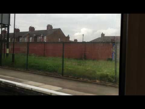 Merseyrail Express Hooton To Moorfields