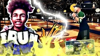 irunyew vs wavy ankle dribble god beef nba 2k17 dribble god mix tapes