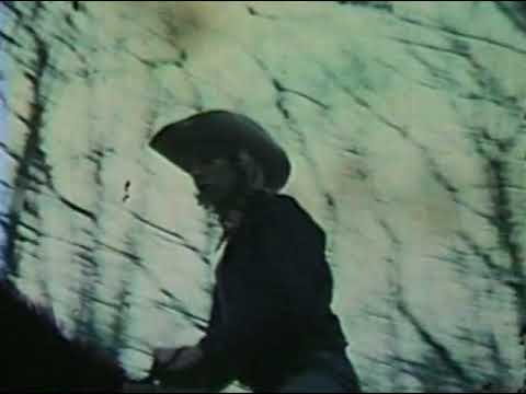 Pony Express School Project from 1975   filmed by Pete Kovacs