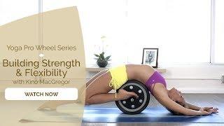 Yoga Pro Wheel with Kino MacGregor