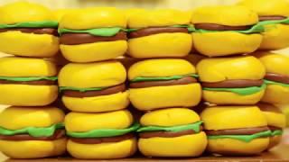 xin chào bút chì| tập 61-quái vật hamburger