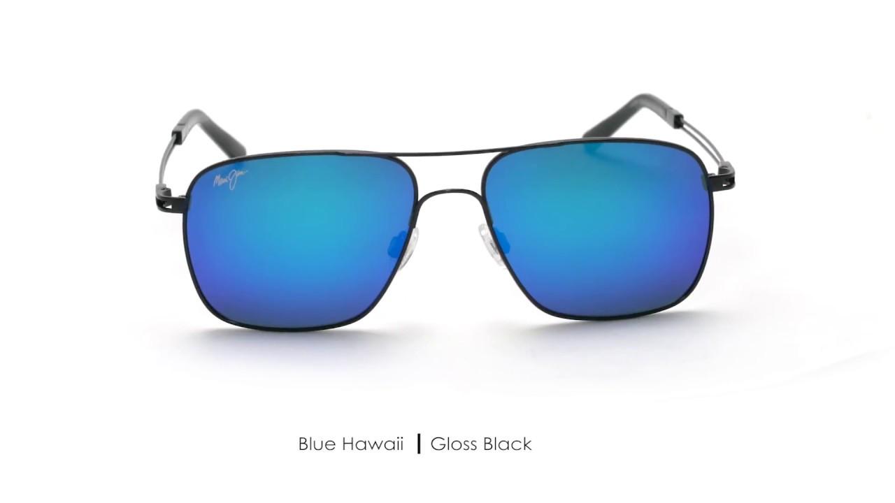 641a7a940b Haleiwa Polarized Sunglasses | Maui Jim®