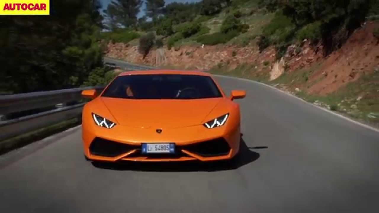 Lamborghini Huracan: 602bhp Gallardo successor driven