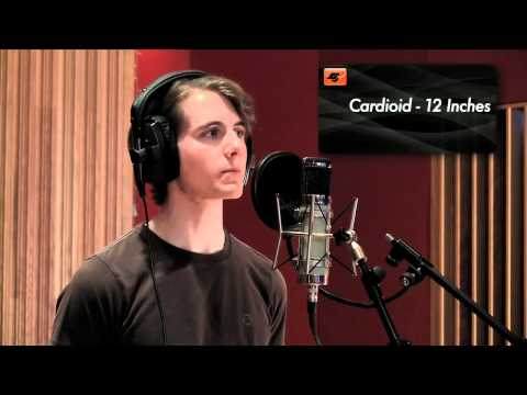 Art of Audio Recording: Recording Vocals - 4. Polar Patters: Which to Choose