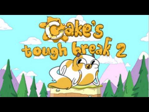 Games: Adventure Time - Cake's Tough Break 2
