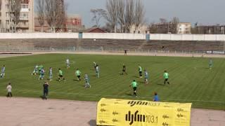 МФК Кристал Херсон - ВПК-Агро 2:0. Відеоогляд