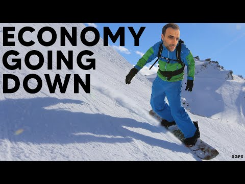 Economy Is SLOWING DOWN as Stimulus Wears Off With Mass Evictions Looming!