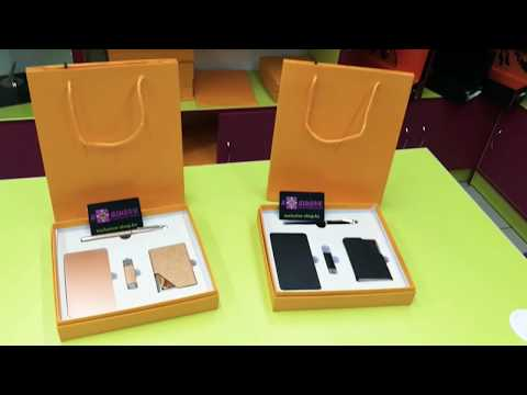 Подарочная коробка - YouTube