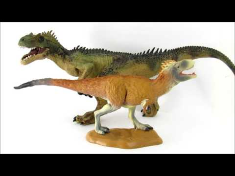 Dino-Reviews: Lythronax by CollectA