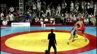 120 кг Б. Махов - А.Шемаров, Чемпионат мира-2011, финал