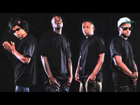 The Recipe (Black Hippy Remix) (Feat. Dr Dre, ScHoolboy Q, Ab-Soul & Jay Rock) - Kendrick Lamar
