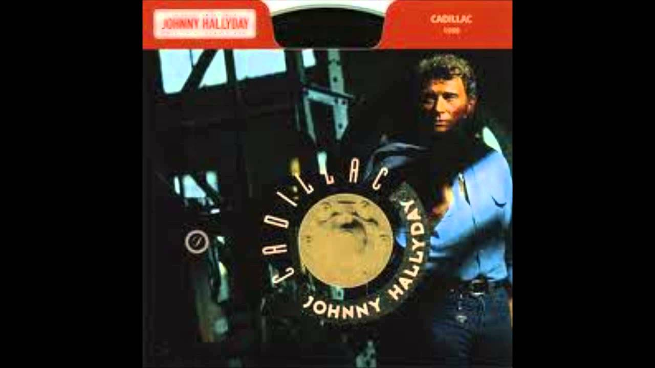 johnny hallyday cadillac youtube. Black Bedroom Furniture Sets. Home Design Ideas