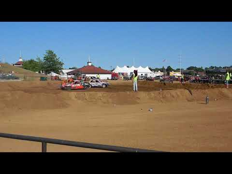 Wausau July 4th Derby Compact Consi