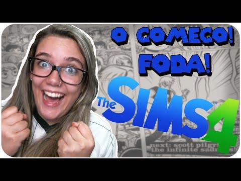 THE SIMS 4 - COMEÇANDO COM TUDO!