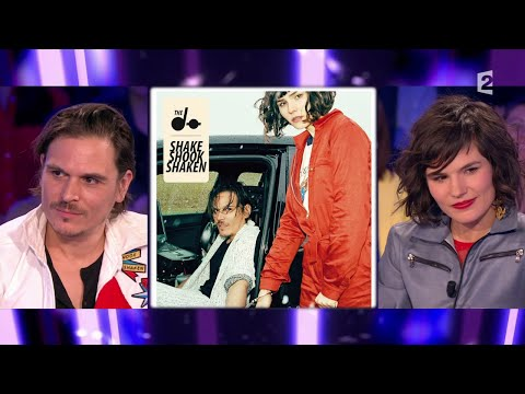 The Dø - On n'est pas couché 4 avril 2015 #ONPC