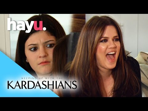 Khloé Chats Sex With Kendall & Kylie   Keeping Up With The Kardashians