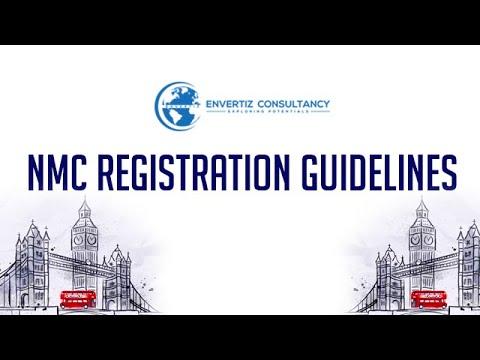 NMC Registration Guidance-Updated