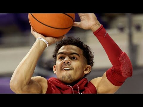 Trae Young Deepest 3's