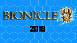 Lego Bionicle summer 2016 set pictures