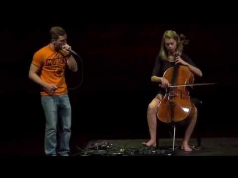 "Cello + Beats - Christine Rauh und Mirko Bierstedt - Daft Punk: ""Get lucky"" cover"