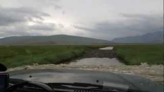 Брод на плато Укок. Джип-тур на Алтай. Частный гид.(, 2013-01-17T07:01:43.000Z)