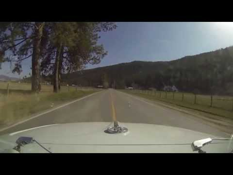 63 Bug Cruise on Big Flat Rd in Missoula Montana