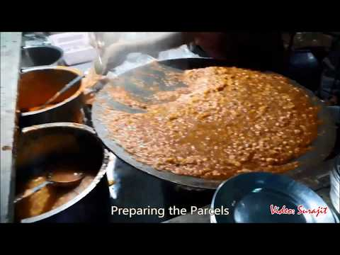 Street Food Of Odisha - CHAT (Patra Chat At Mausi Maa Square - Bhubaneswar)