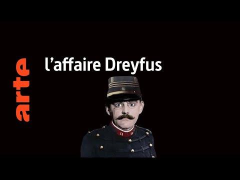L'Histoire : l'Affaire Dreyfus - Karambolage - ARTE