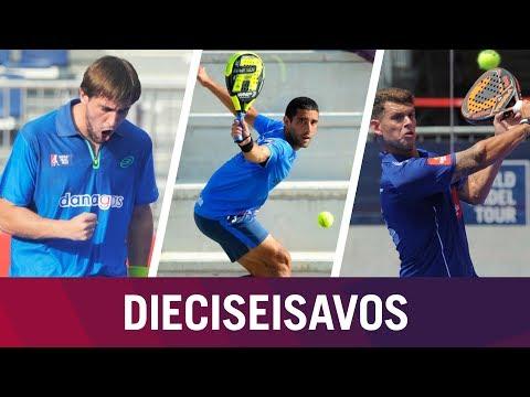 (Resumen) Dieciseisavos Valladolid Open 2017 | World Padel Tour