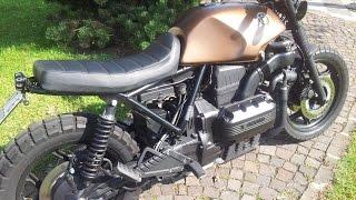 Bmw K75 Scrambler Cafe Racer