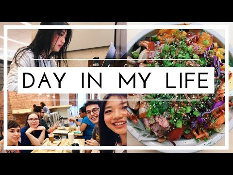DAY IN MY LIFE | RESEARCH INTERN AT HARVARD