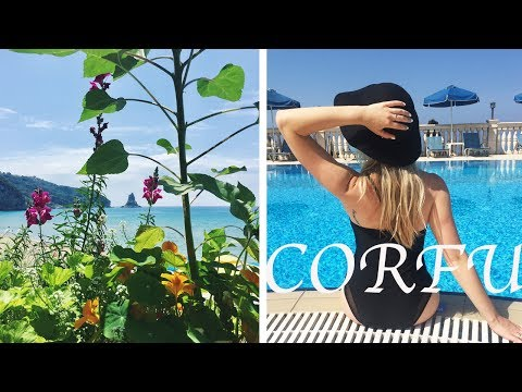 TRAVEL DIARY: CORFU, GREECE
