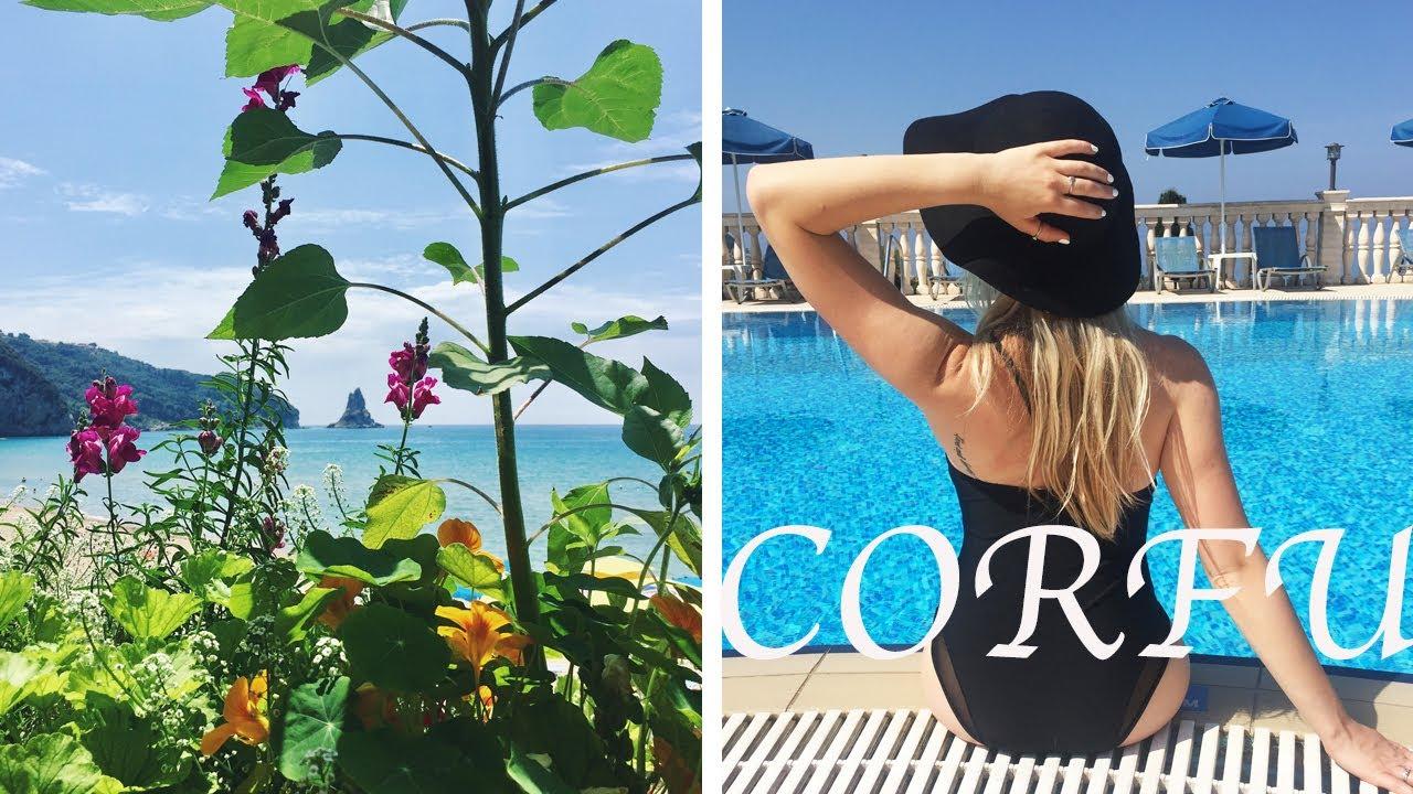 TRAVEL DIARY: CORFU, GREECE