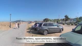 Playas de Panxón y Playa América Nigrán Ría de Baiona