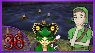 """The Legend of Zelda: Majora's Mask 3D - Episode 36 """"Reuniting the Frog Choir!"""""""