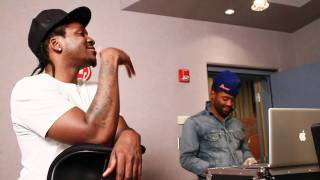 Studio Session: Super producer Bangladesh with Pusha T