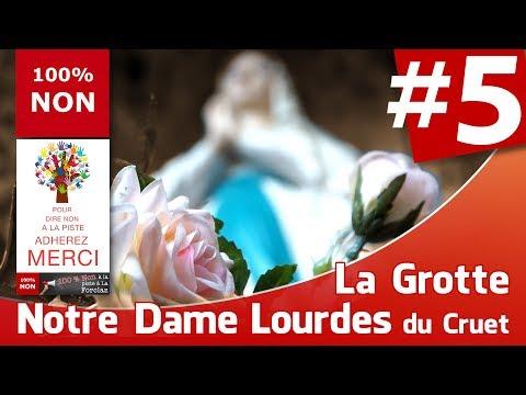 La #Forclaz : les habitants réagissent #5...  le combat pour sauver #NotreDame de #Lourdes au Cruet