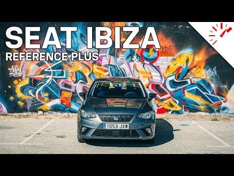 Prueba SEAT Ibiza Reference Plus: Nacido para la ciudad