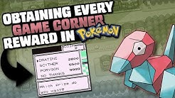 HOW EASILY CAN YOU WIN EVERY PRIZE IN THE POKEMON GAME CORNERS?
