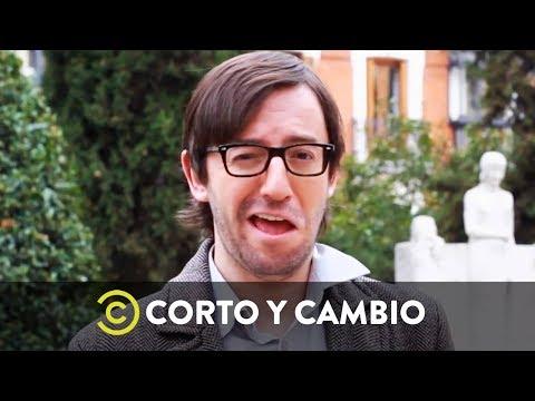 Romántico Pero Sincero | Corto Y Cambio | Comedy Central España