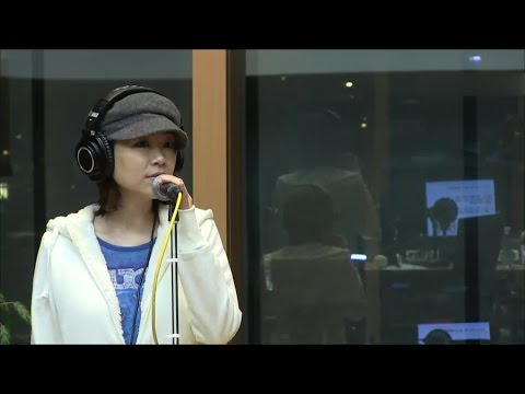 박정현 (Lena Park) - 꿈에 (In Dreams) @ 2014.11.20 Radio Live (DJ: 써니 Sunny)