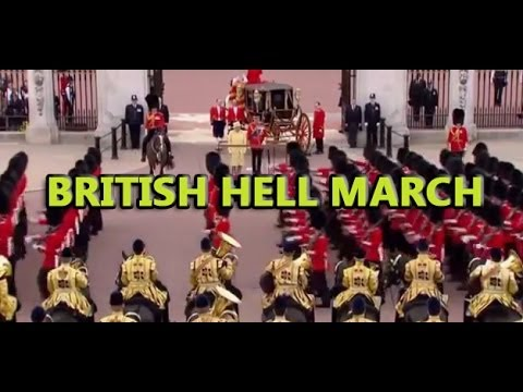 British Military Hell March