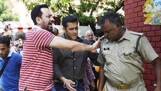Salman Khan's Bodyguard Shera ARRESTED For Assault - SHOCKING!