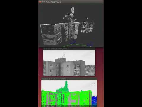 Drone real time 3D mapping - Trik technology