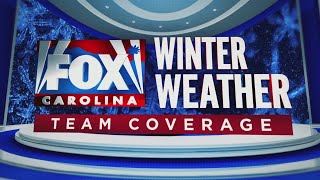 Winter Weather Update from FOX Carolina