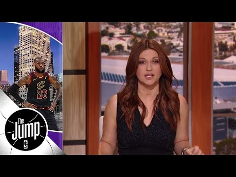 Rachel Nichols: Cavaliers struggling with giving LeBron James reasons to stay  The Jump  ESPN