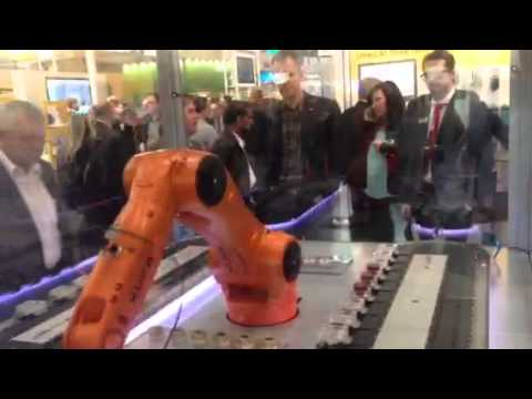 Hannover Messe 2014 Trade Show Highlights of Industrial Automation