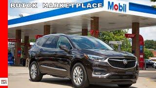 Buick Marketplace - Dunkin Donuts, ExxonMobil, Pandora, & Apps